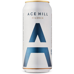 Ace Hill - Pilsner (6 x 473ml Cans) (*alcohol delivery charge)