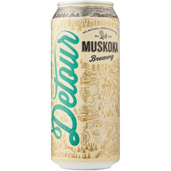 Muskoka Brewery - Detour (6 x 473ml Cans) (*alcohol delivery charge)