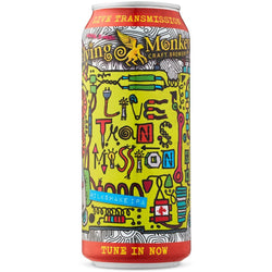 Flying Monkeys - Live Transmission (6 x 473ml Cans) (*alcohol delivery charge)