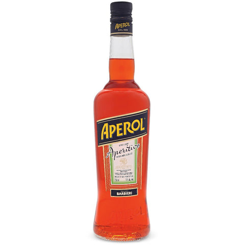 Aperol (750ml) (*alcohol delivery charge)