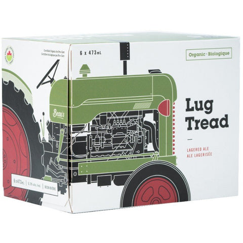 Beau's Lug Tread (6 x 473ml Cans) (*alcohol delivery charge)
