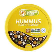 Sunflower Kitchen - Classic Hummus (227g)