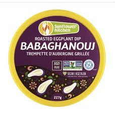 Sunflower Kitchen -Babaghanouj (227g)