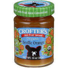 Crofter's Just Fruit Spread - Seville Orange (235ml)