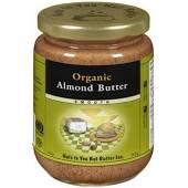 Nuts to You - Organic Almond Butter - Smooth (365g)