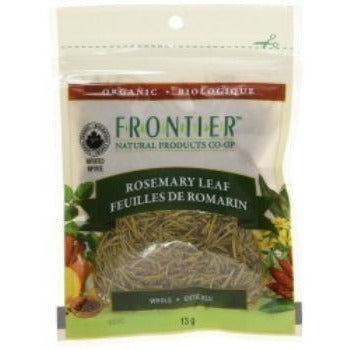 Frontier Co-Op - Organic Whole Rosemary Leaf (13g)