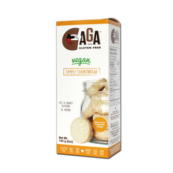 GAGA for Gluten-Free - Simply Shortbread Cookies (142g)