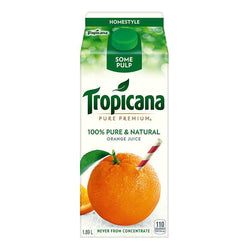 Tropicana Pure Premium Homestyle Orange Juice (1.89L)