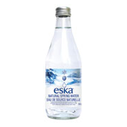 Eska Natural Spring Water (Glass) (24x355ml)