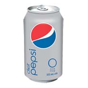 Diet Pepsi (24x355ml) - LARGE