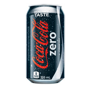 Coke Zero (24x355ml) - LARGE