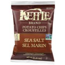 Kettle - Sea Salt Chips (220g)