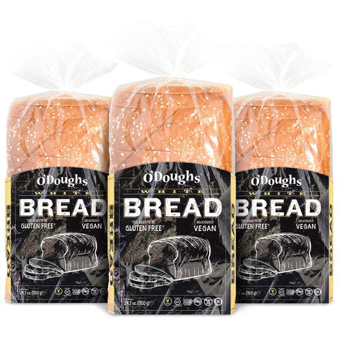 O'Dough's Bread - White Loaf (Gluten Free & Vegan) 700g