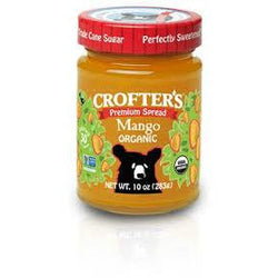 Crofter's Premium Fruit Spread - Mango (235ml)