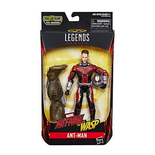 marvel legends avengers: infinity war ant man 6-inch action figure