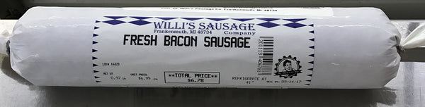 Bulk Bacon Breakfast Sausage