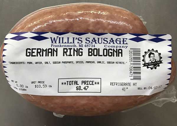 German Ring Bologna