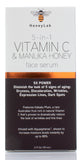 5 in 1 Vitamin C & Manuka Honey Face Serum 2oz