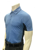 BBS314-Smitty Major League Style Short Sleeve Body Flex Umpire Shirt