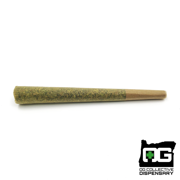 PLATINUM OG 1g Pre-Roll from ALBION FARMS [CR]