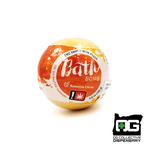 BATH BOMB - CITRUS [CR]