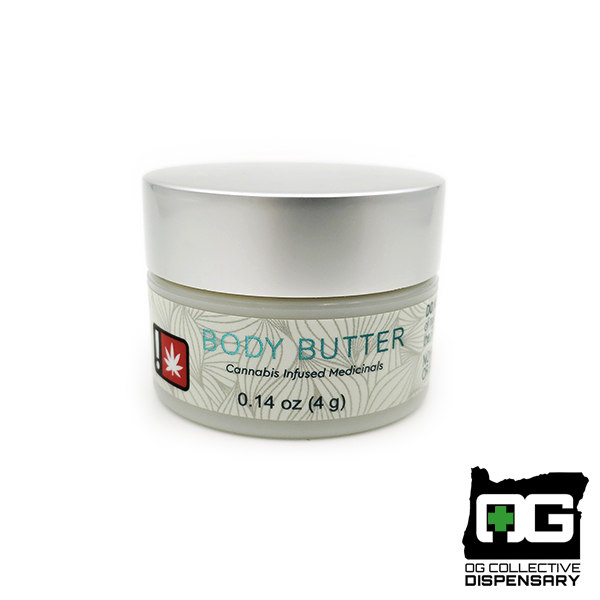 ALLAY - BODY BUTTER 4g JAR [MO]