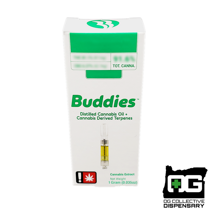 GAME CHANGER 1g CARTRIDGE from BUDDIES [CO]