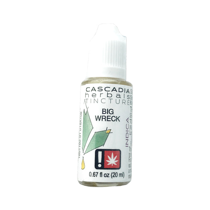 BIG WRECK TINCTURE from CASCADIA HERBALS [MO]