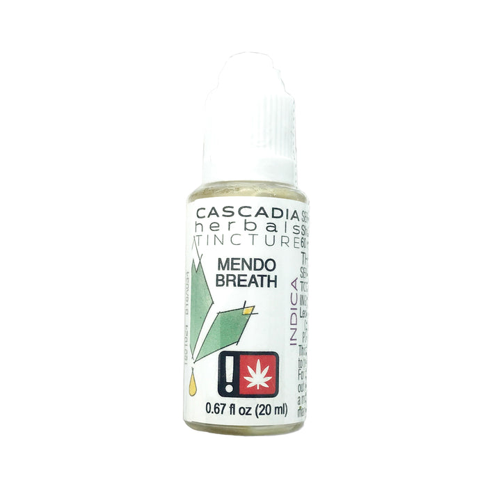 MENDO BREATH TINCTURE from CASCADIA HERBALS [MO]