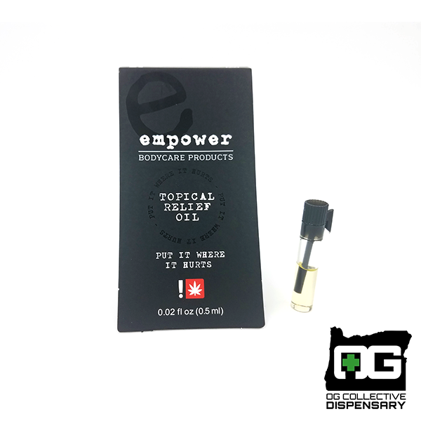 Empower - Topical Relief Oil 0.5mL [CR]