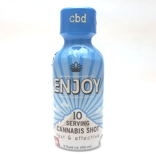 ENJOY SHOTS - CBD [CR]