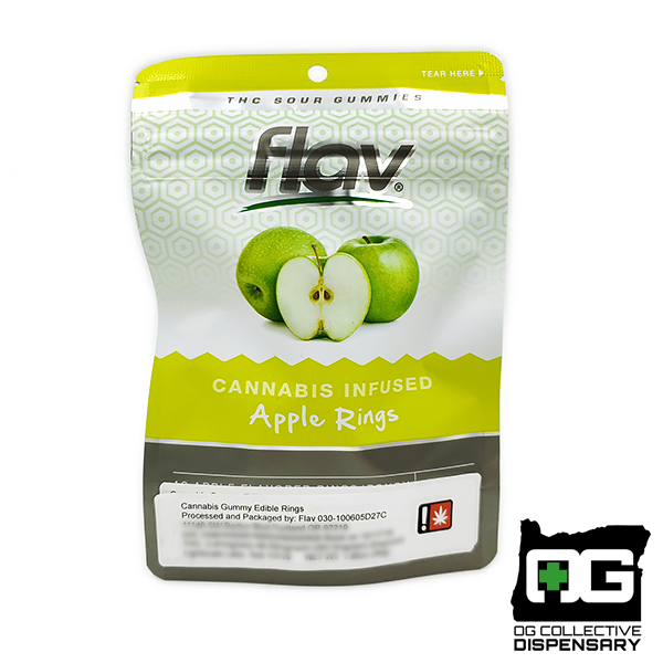 FLAVRx - APPLE RINGS [CR]