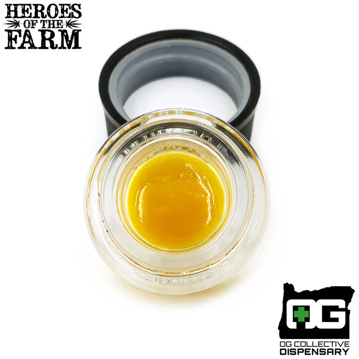 HEADDOG #7 SUGAR WAX from OG PROCESSING [CO]