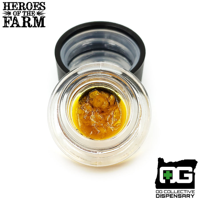 Fruity Pebbles Terp Sugar from OG Processing