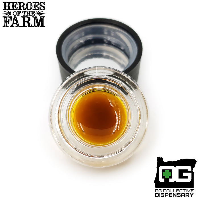 Gorilla Snacks Terp Sauce from OG Processing // Cultivated by Heroes of the Farm