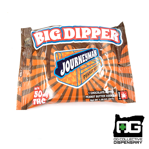 JOURNEYMAN - BIG DIPPER PEANUT BUTTER COOKIE [CR]