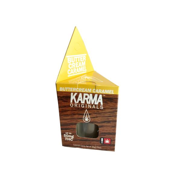 BUTTER CREAM CARAMELS from KARMA ORIGINALS [MO]