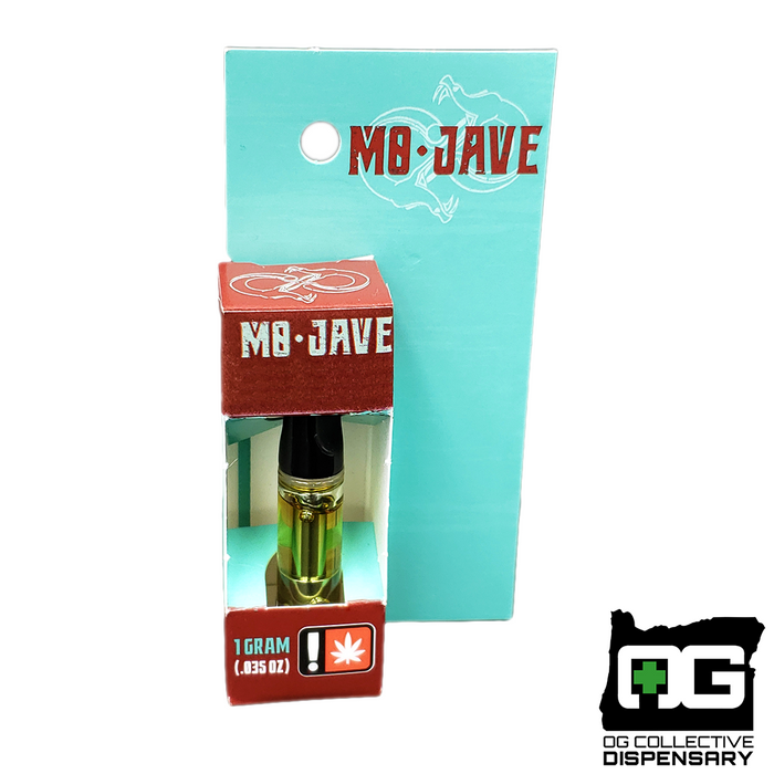 BLACK JACK 1g CARTRIDGE from MOJAVE [MO]