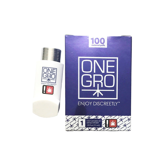 ONEGRO : INDICA THC INHALER [CO]