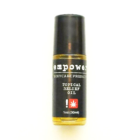 Empower - Topical Relief Oil 30mL [HA]