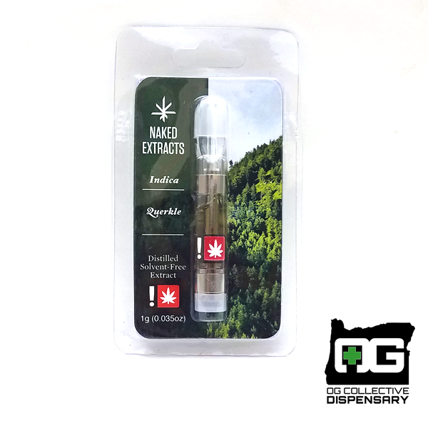 QUERKLE 1g CARTRIDGE from NAKED EXTRACTS [CR]