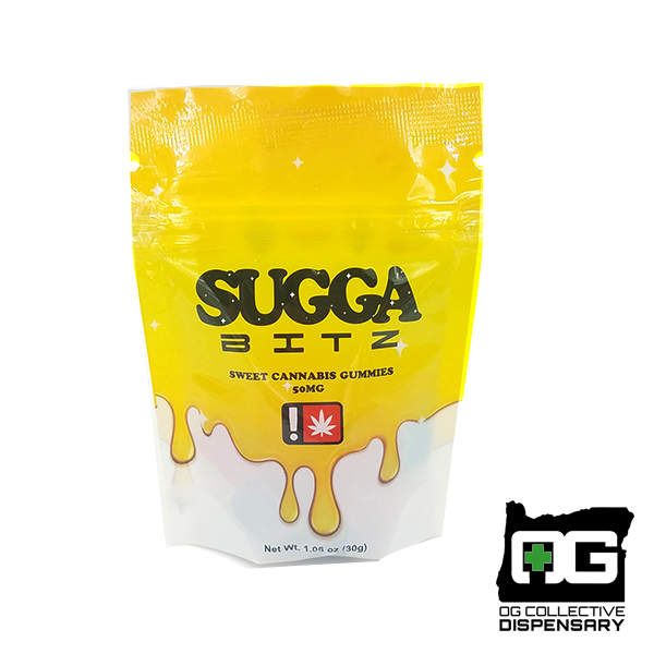 SUGGA BITZ - ASSORTED GUMMIES [CR]