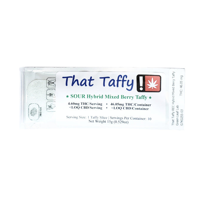 THAT TAFFY : HYBRID MIXED BERRY [CO]