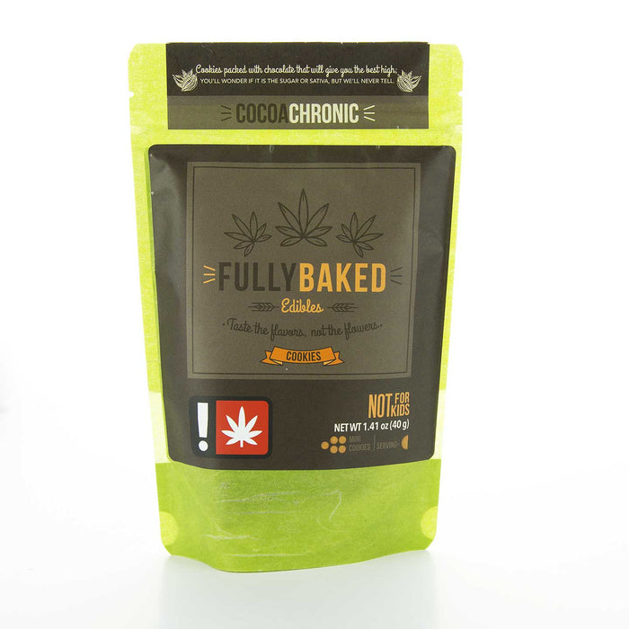 Fully Baked (Cookies) - Cocoa Chronic OG Collective Dispensary Salem OR