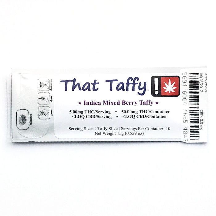 THAT TAFFY : INDICA MIXED BERRY [HA]