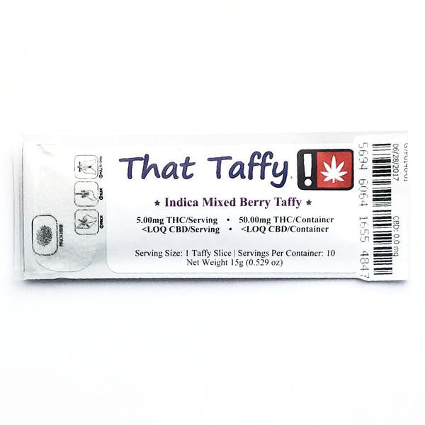 THAT TAFFY : INDICA MIXED BERRY [CR]
