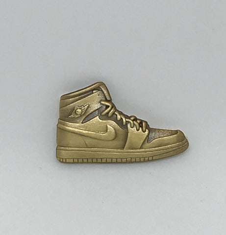 "Retro 1 Sticky Pin ""Antique Gold"""
