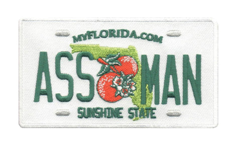 Assman Florida Patch