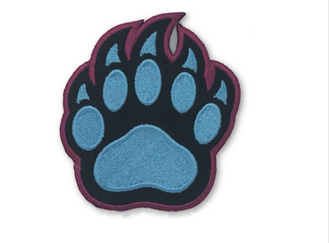 Native American Paw Patch