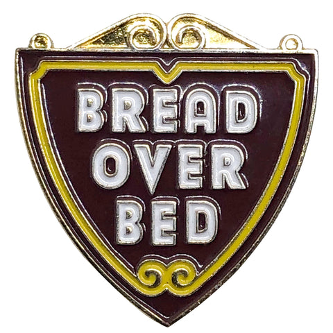 Bread over Bed Brown